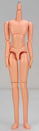 23cm boy body fleshtone