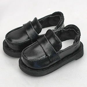 parabox online shop doll shoes 1 3 scale loafers black. Black Bedroom Furniture Sets. Home Design Ideas
